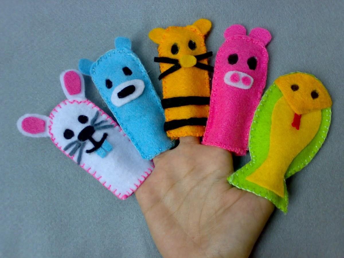 Cara Mudah Membuat Boneka Tangan Bagi Pemula