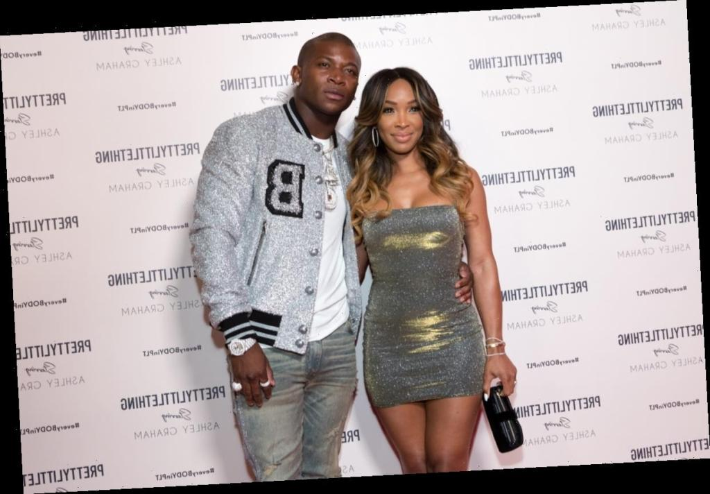 Malika Haqq Addresses Relationship with Baby Daddy O.T