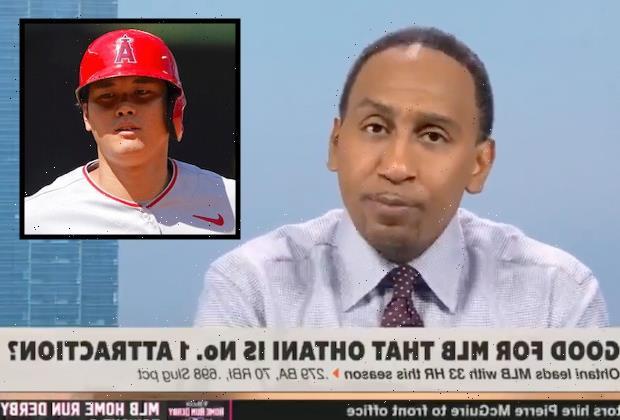 ESPN's Stephen A. Smith: Japanese Baseball Player Who's ...