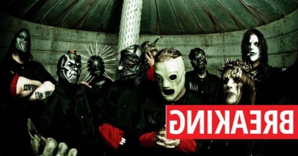 Former Slipknot drummer Joey Jordison dies 'in his sleep ...