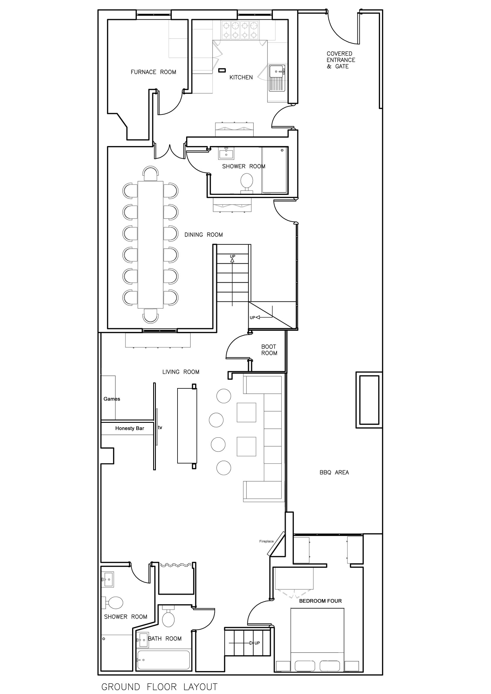 25 Ground Floor House Plan Ideas To Remind Us The Most