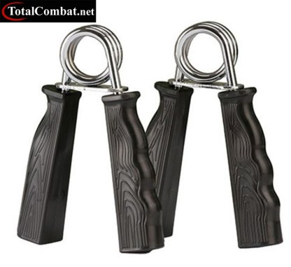 Hand Grippers at totalcombat.net