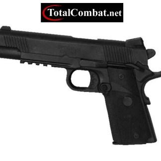 rubber hand gun