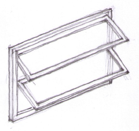 Awning Window: Awning Window Kit Portable Air Conditioner
