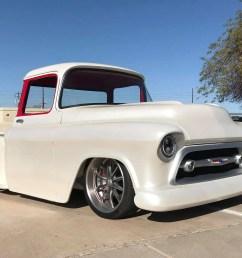 1957 chevy pickup [ 1869 x 1230 Pixel ]