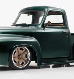 1953 ford f100 rob campbell [ 1600 x 600 Pixel ]