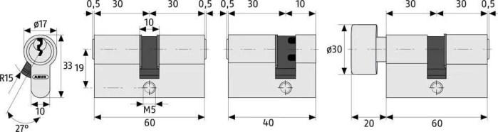 Abus-Door-cylinder-E50-Series-tech-spec