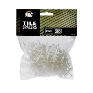 Arc-Tile-Spacers