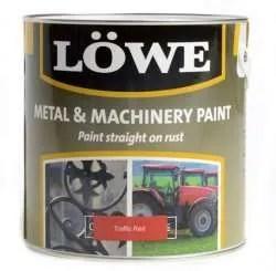 Lowe-Metal-Machinery-Paint-Traffic-Red-RAL-3020