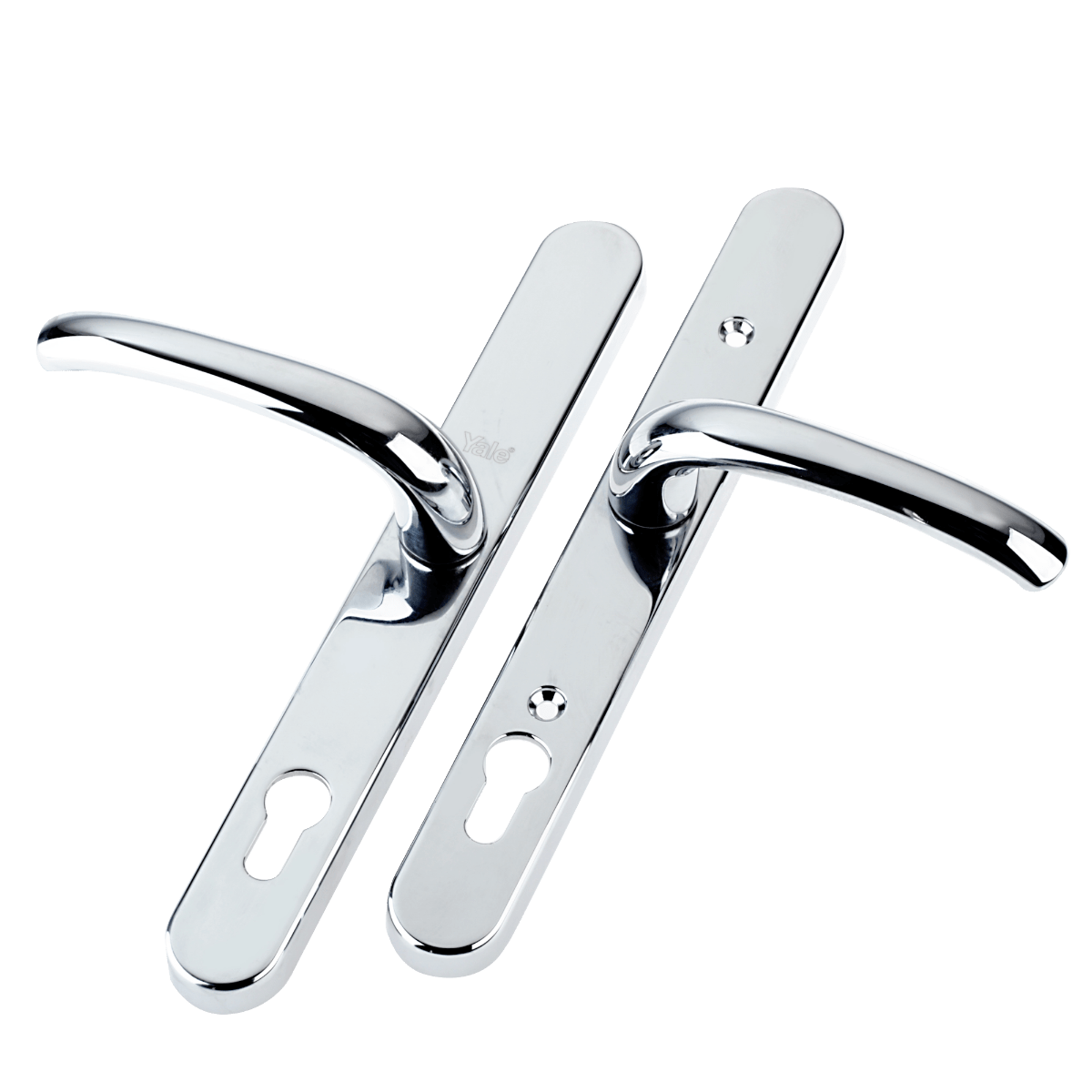 Yale-Universal-Replacement-Door-Handle-Adjustable-Fixing-Points-Chrome