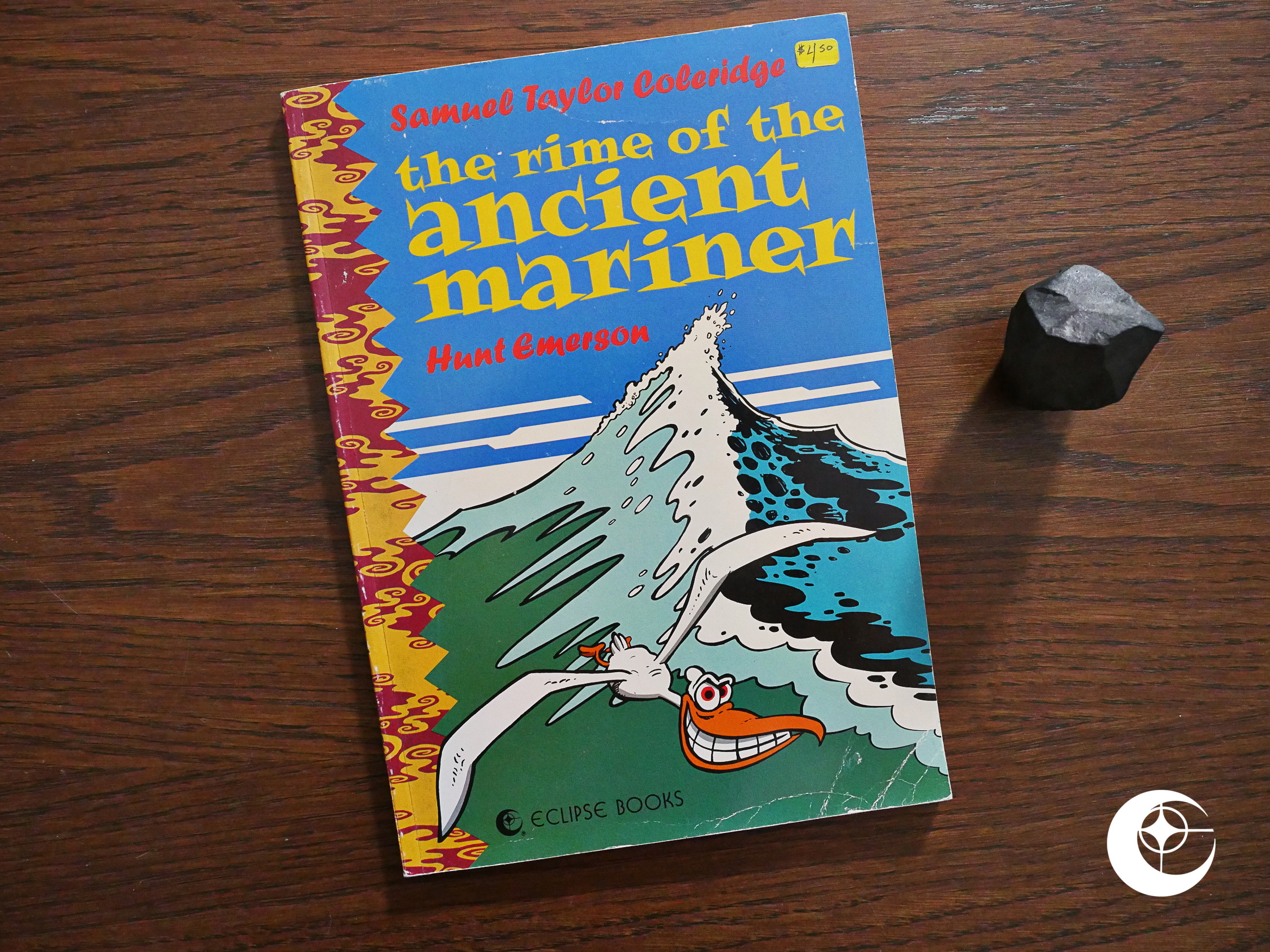 1989 The Rime Of The Ancient Mariner Total Eclipse