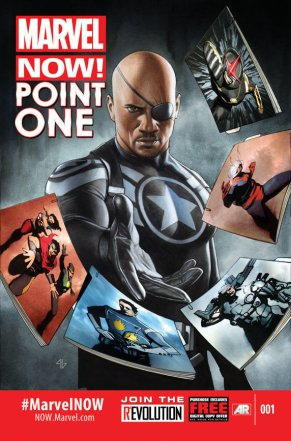 Marvel NOW Point One-Teaser 5