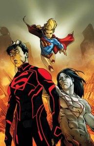 Supergirl #14