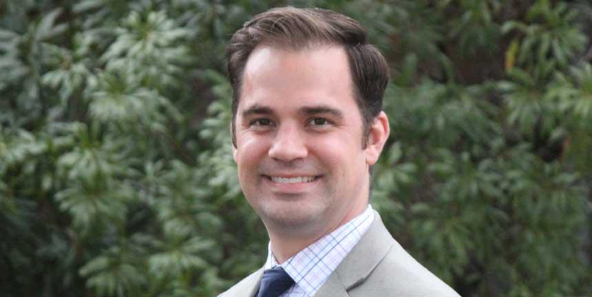 Picture of Dr. Adam R. Risko