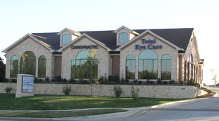 Total Eye Care Location Keller