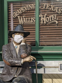 Covid 19 wear a mask