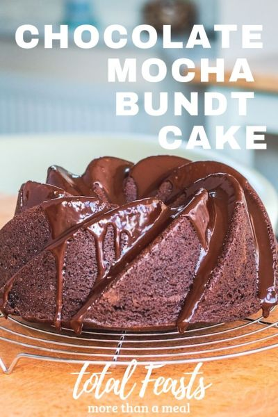 Chocolate Mocha Bundt Cake