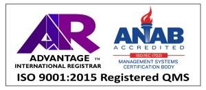 AIR ANAB ISO 9001