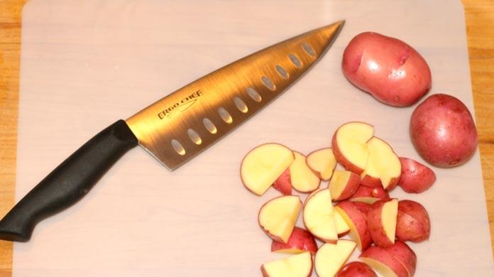 ergo chef kitchen knives