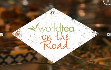 World Tea on the Road