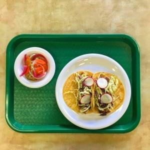 Tacos from Daniel Giusti