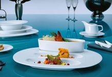 Premium porcelain Affinity Collection from Villeroy & Boch, a new line carried at Pecinka Ferri.