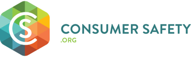 the consumersafety.org banner logo.