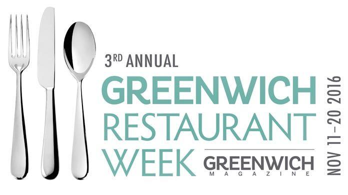 Greenwich Restaurant Week