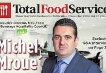November 2016 Total Food Service Digital Issue