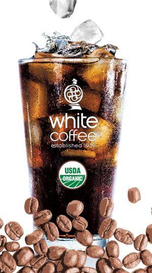 White Coffee Cold Brew