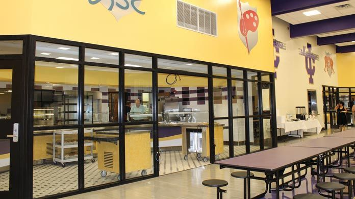 Central Islip HS Cafeteria Renovation