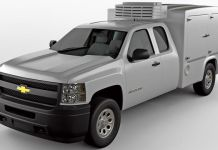 Delivery Concepts Temperature Controlled Catering Vehicles