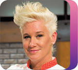 Anne Burrell - 2017 Top Women