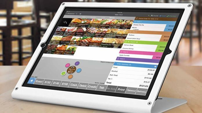 Touchbistro Named Best Pos System For Restaurants For 3rd
