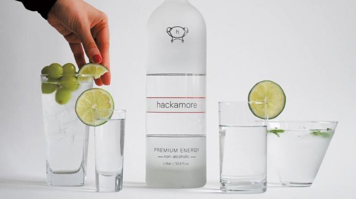 Hackamore energy drink