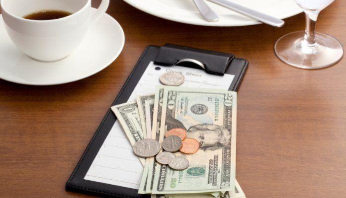banish tipping