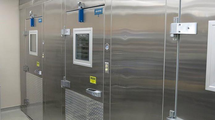 Arctic Industries Walk-Ins Freezers Coolers