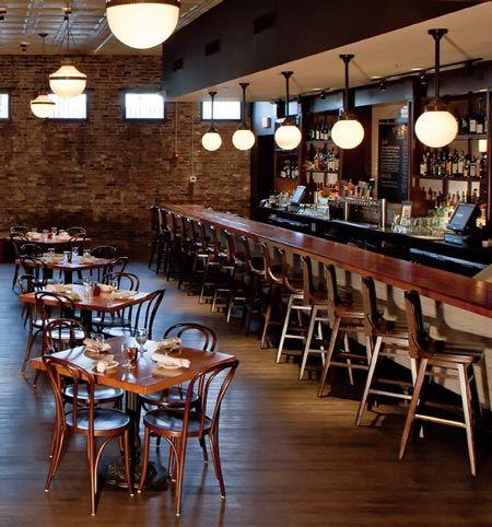 M. Deitz restaurant furniture