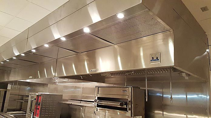 Kitchen Emission Systems Smoghog