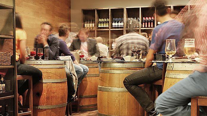 restaurant drink comps