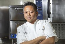 Chef James Ortiaga St. Regis NYC