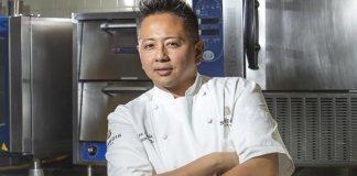 Chef James Ortiaga St Regis NYC
