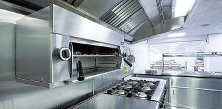 Heavy Duty foodservice equipment