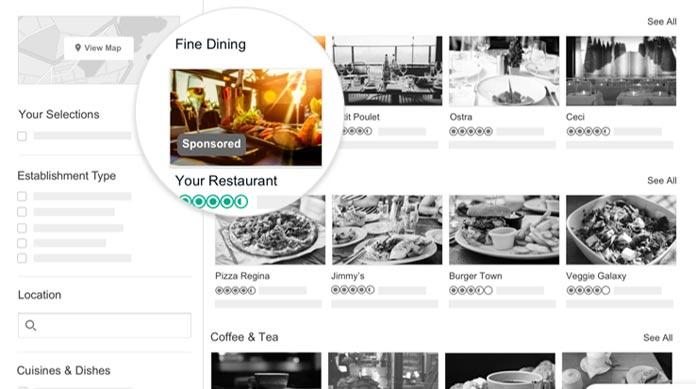 TripAdvisor Restaurant Advertising Solution