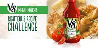 Righteous Recipe Challenge