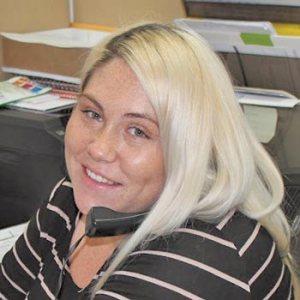 Samantha Farrell, Malachy Parts & Service