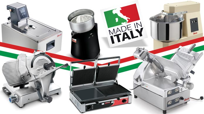 Sirman Italian Foodservice Equipment