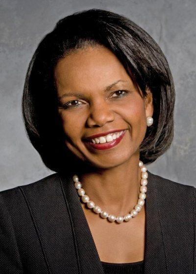 Signature'18 Restaurant Show Condoleezza Rice