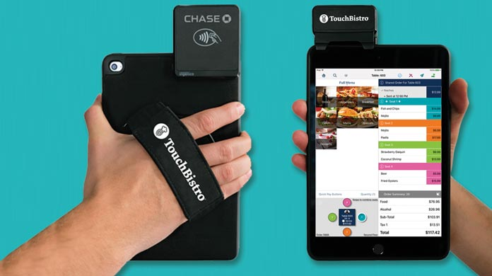 TouchBistro Chase WePay