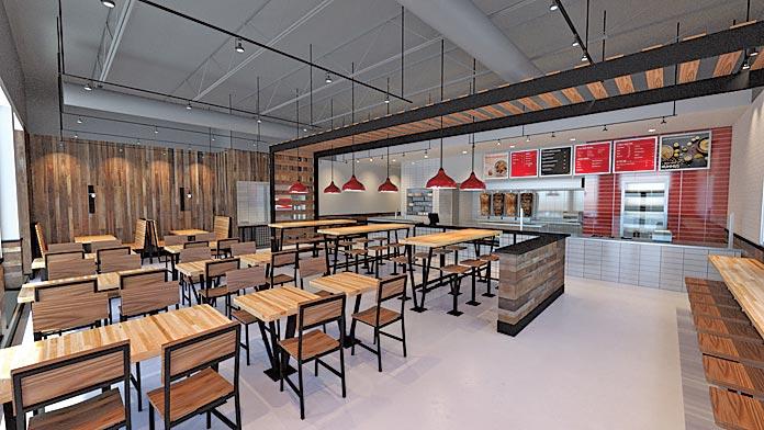 multi-unit restaurants